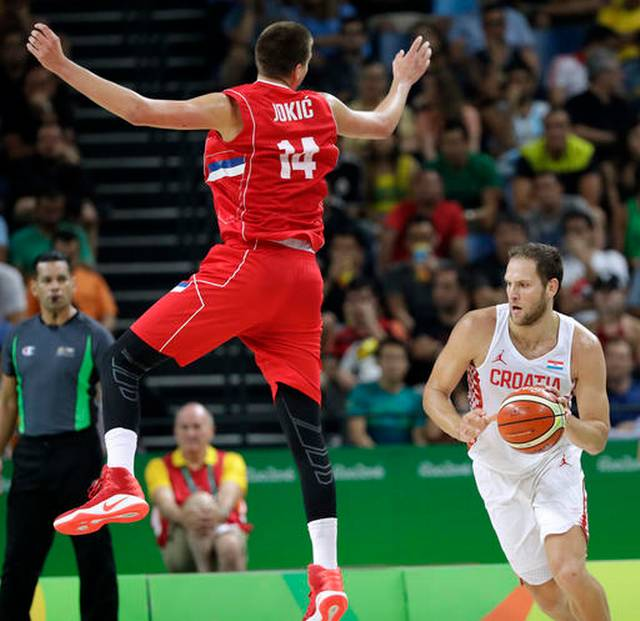 772Rio Olympics Basketball Men
